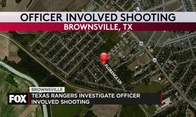 Texas Rangers Investigate Officer-Involved Shooting