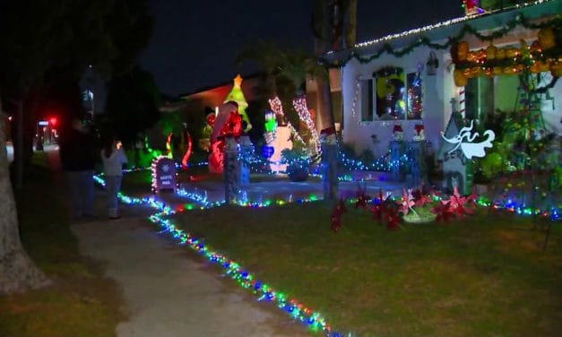 Christmas Decoration Fire Hazard Prevention Tips