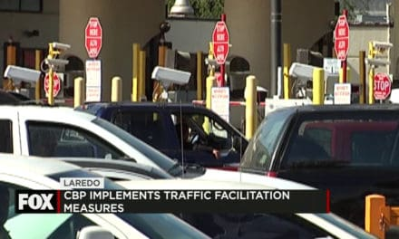 CBP Implements Traffic Facilitation Measures ahead of holiday traffic increases