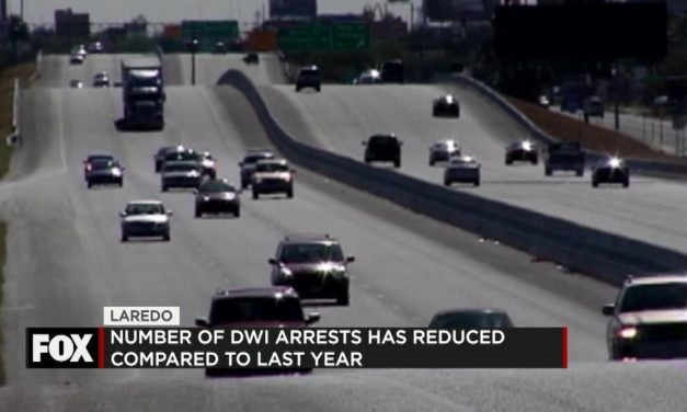 DWI Arrests reduced, but still too high