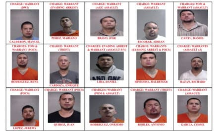 More than a Dozen Arrested in Anti-Gang Operation