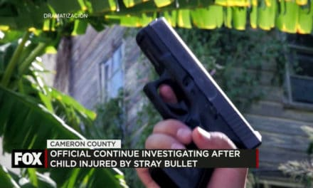 Stray Bullet injures 3-year-old