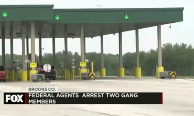 Federal Agents Arrest Two Gang Members
