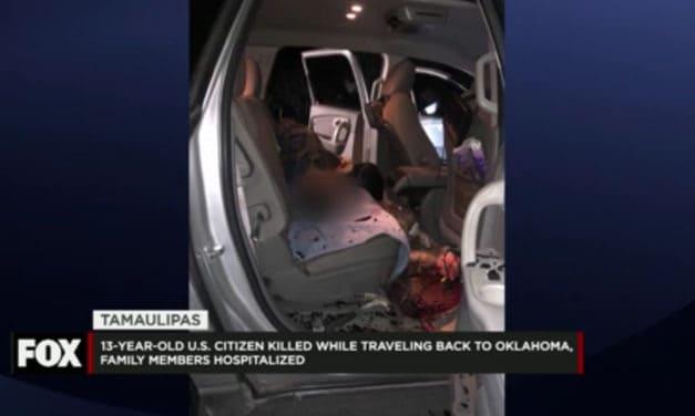 US Oklahoma Teen Killed in Mexico Near the Border