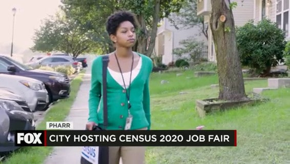 Attention Job Seekers, Census is Hiring