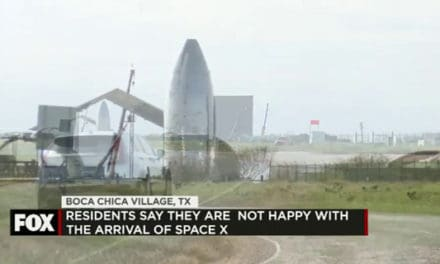 Residents not happy with the Arrival of SpaceX
