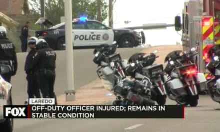 Off-Duty Officer Injured; remains in stable condition