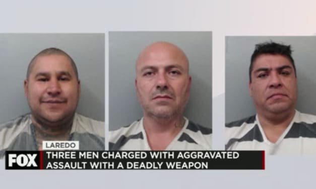 Three Charged with Assault with a Deadly Weapon