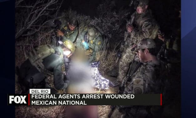 Federal Agents Arrest Wounded Mexican National