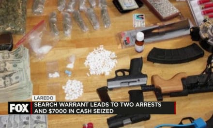 Search Warrant Leads to 2 Arrests and Seizure of Drugs and Money