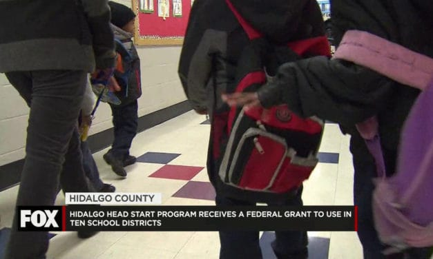 Head Start Program for Hidalgo County Children has received Federal Funding