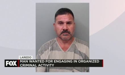 Man Wanted for Engaging in Organized Criminal Activity