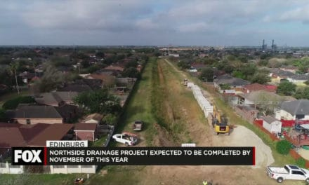 Northside Drainage Project Expected to be Completed by November