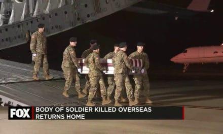 Brownsville Native Killed Overseas Returns Home