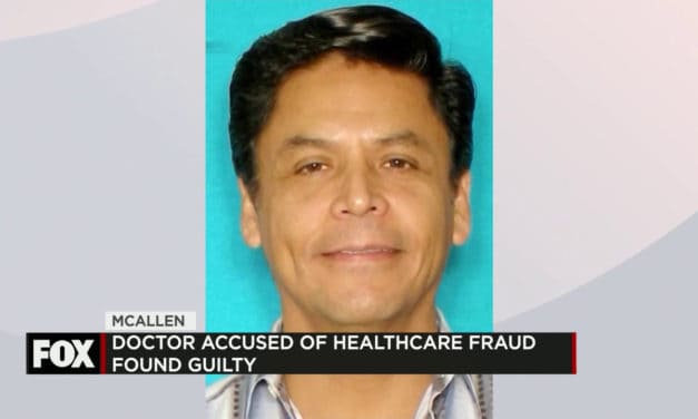 Doctor Accused of Healthcare Fraud Found Guilty