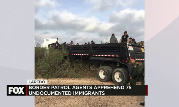 Border Patrol Agents Apprehend 75 and Seize 300 lbs of Marijuana