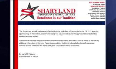 Sharyland ISD Hold Special Board Meeting to Address Hazing Incident