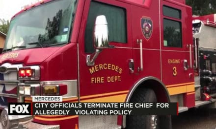 City Officials Terminate Fire Chief for Allegedly Violating Zero Tolerance Policy