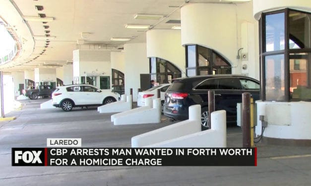 CBP Arrest Man Wanted in Fort Worth Homicide