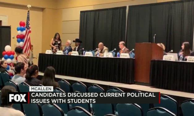 US Senate candidate forum Held in McAllen