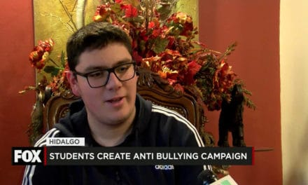 Students Create Anti-Bullying Campaign after Incident goes Viral