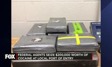 Federal Agents Seize 200K worth of Cocaine