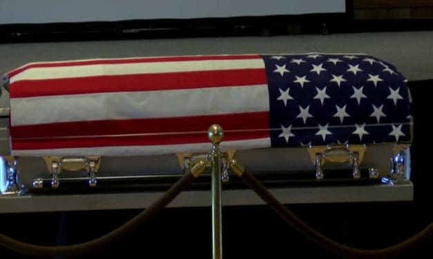 Memorial Services for Army Specialist Villalon held in Brownsville