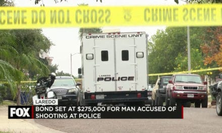 Bond Set at $275,000 for Man Accused of Shooting At Police