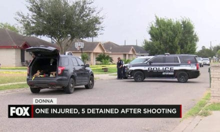 One Injured, Five Detained After Donna Shooting
