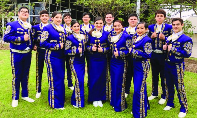 McAllen High Mariachi Oro qualifies for state UIL Event