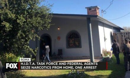 HIDTA Task Force Seize Narcotics, One Arrest