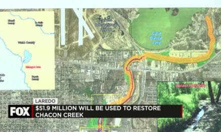 Chacon Creek Restoration Project has been Funded at $51.9 Million