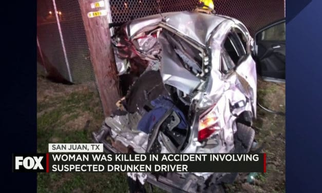 Woman Killed in Accident Involving Suspected Drunk Driver
