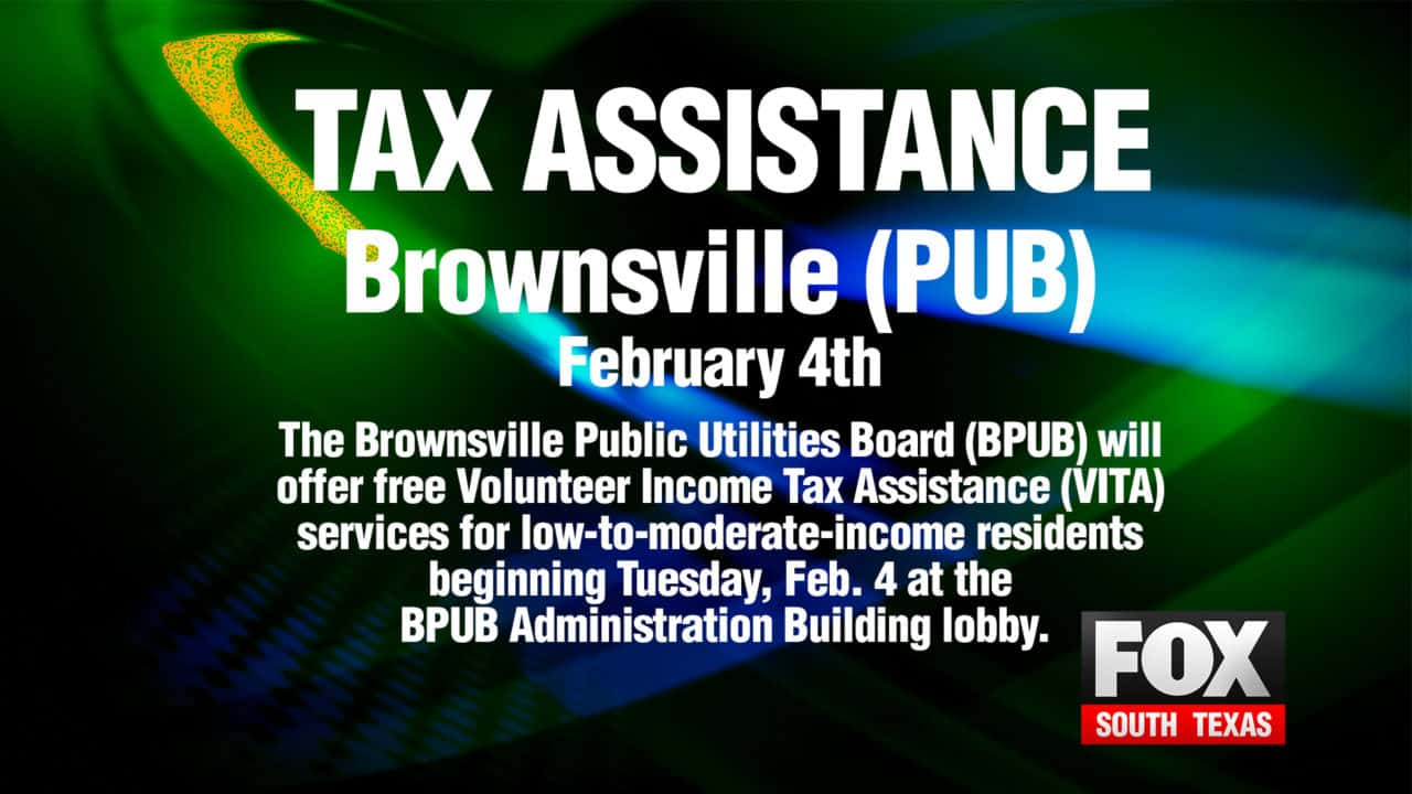 BPUB to Offer Free Tax Assistance to Residents 1