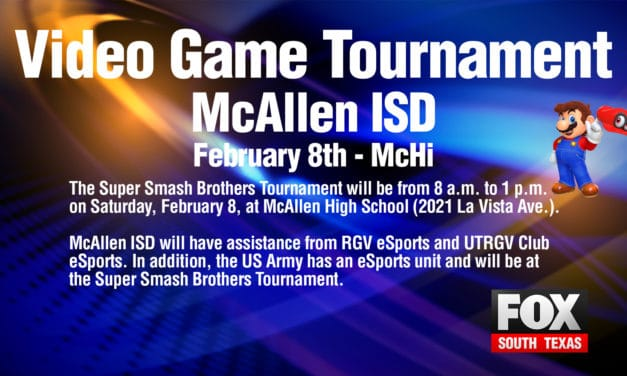 McAllen ISD set to host video-game tournament