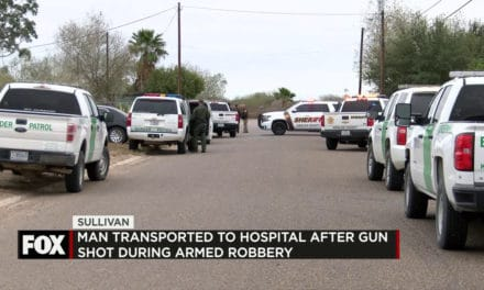 Man Hospitalized After Being Shot During Robbery Attempt