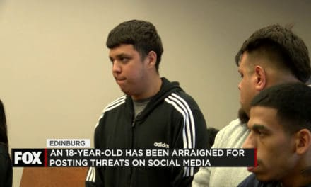 18-Year-Old Arraigned for Posting Terroristic Threats on Social Media