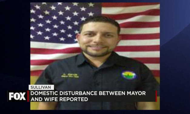 Domestic Disturbance Between Mayor and His Wife Reported