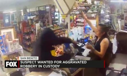 Aggravated Robbery Suspect in Custody