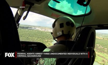 Agents Arrest 3 Undocumented Men with Criminal Backgrounds