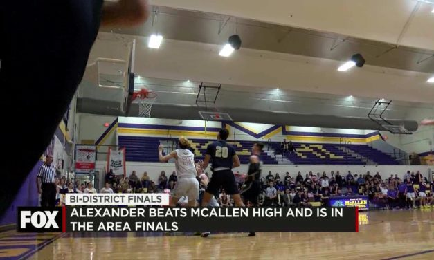 Bi-District Finals – Alexander Beats McAllen High