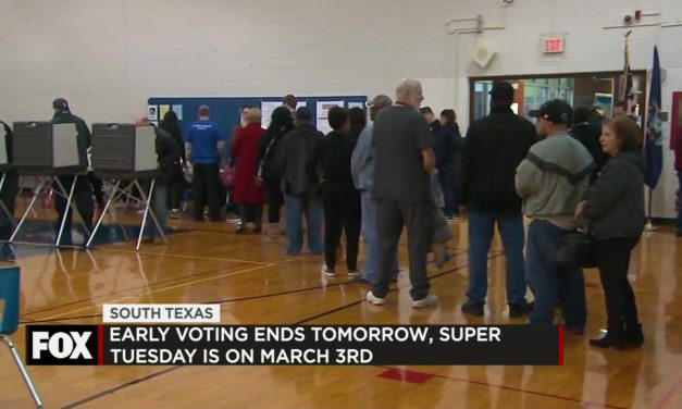 Today is the Last Day for Early Voting