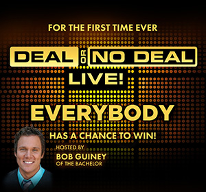 Deal Or No Deal LIVE!