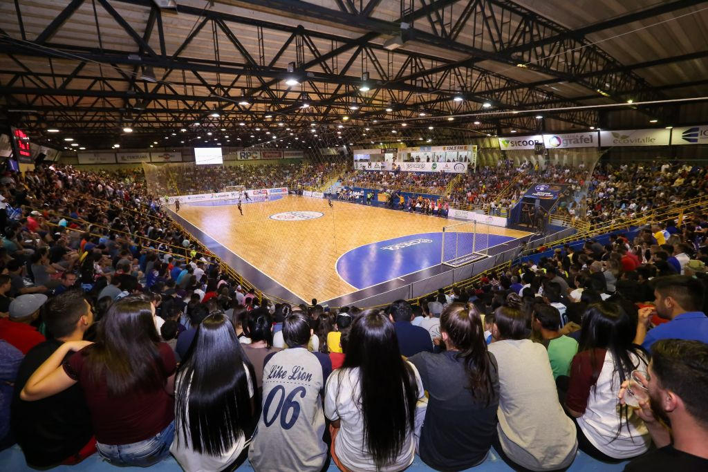 Foz Cataratas Futsal recebe o Corinthians pelas oitavas da Liga Nacional c9216101eb90f