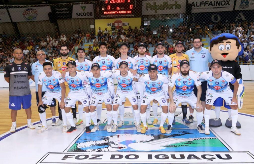 Foz Cataratas Futsal encerra nesta segunda primeiro lote de ingressos da  final. Ingresso pode ser adquirido na Panorama Home Center e Casa De Carnes  Boi ... 518884ed44726