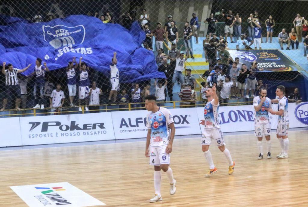 Foz Cataratas Futsal inicia a venda de ingressos para a final do paranaense.  O valor do primeiro lote de ingresso é de R  20 até o dia 10 de dezembro. bf3a06aa353a3