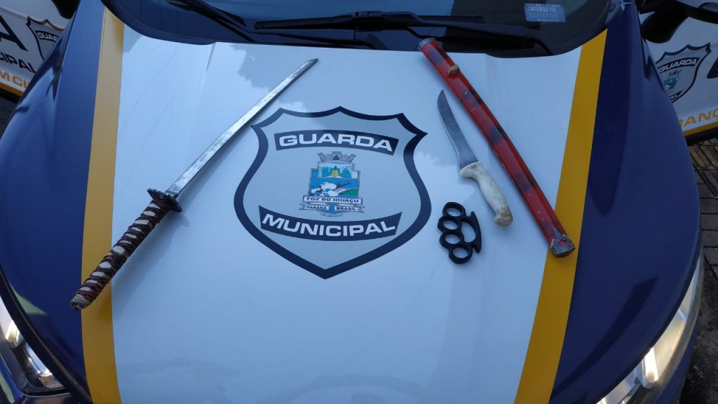 Guarda Municipal é acionada para atender chamado de