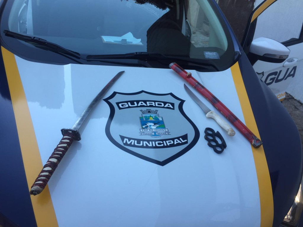 Guarda Municipal é acionada para atender vítima de