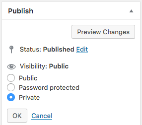 Twilio Private Publish