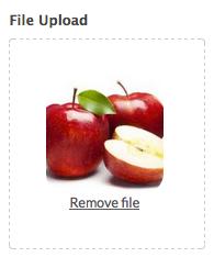 File Upload Dynamic Value